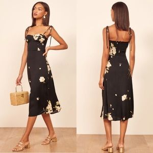 Reformation Saldana dress